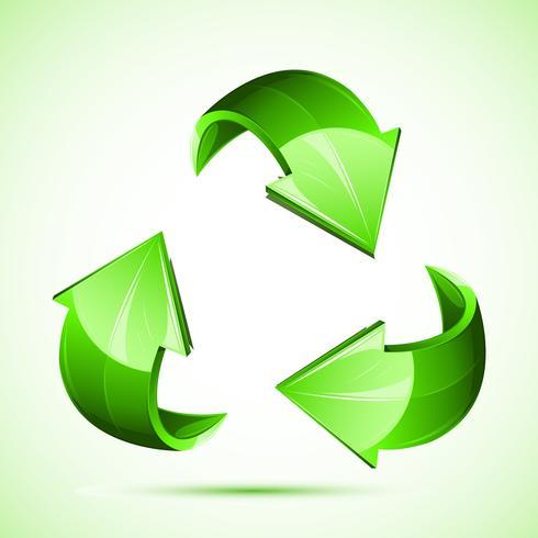 recycleren vector