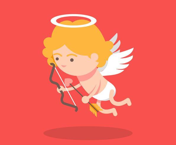 Cupido Illustratie vector
