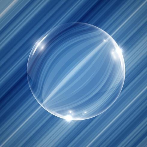 Realistische bollen, vectorillustratie vector