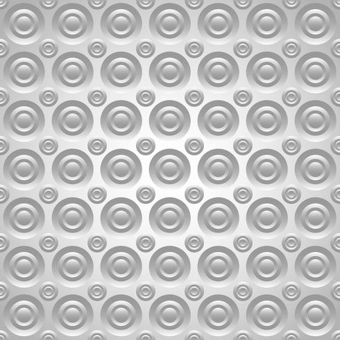 Abstracte cirkelsachtergrond vector