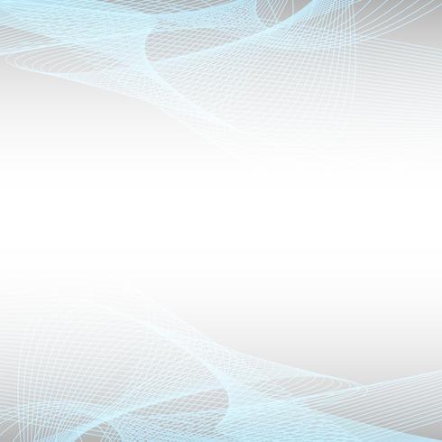 Blauw en whie abstracte achtergrond, vector