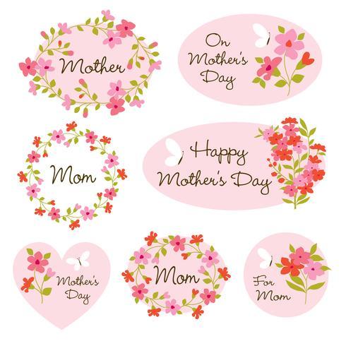 moeders dag clipart graphics vector