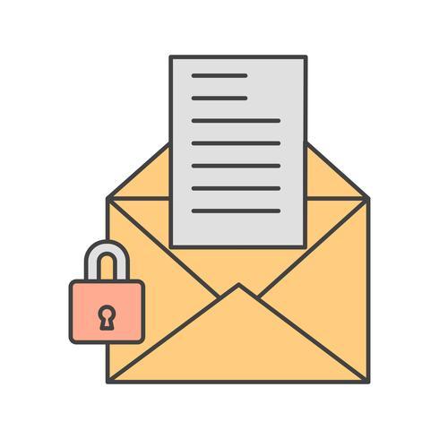 vector e-mailpictogram