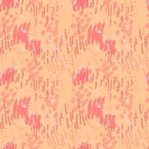 Memphis abstract naadloos patroon vector