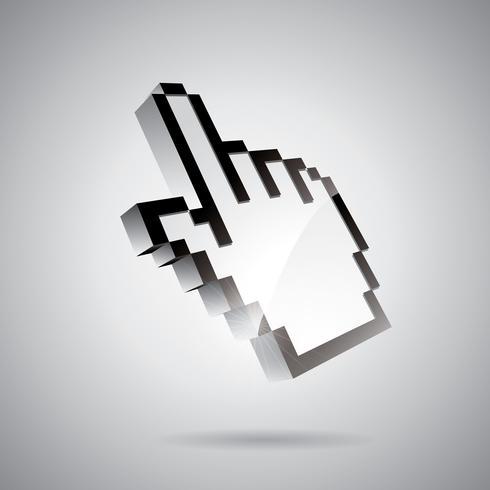 technologie gestileerde illustratie vector