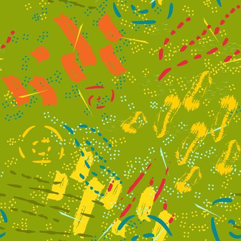 Tropisch naadloos patroon. vector