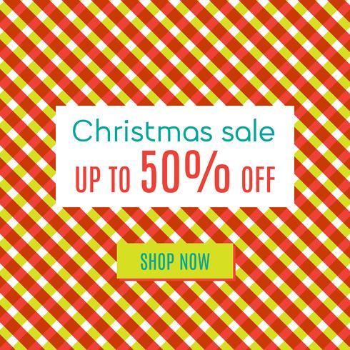 Kerst speciale verkoop vector