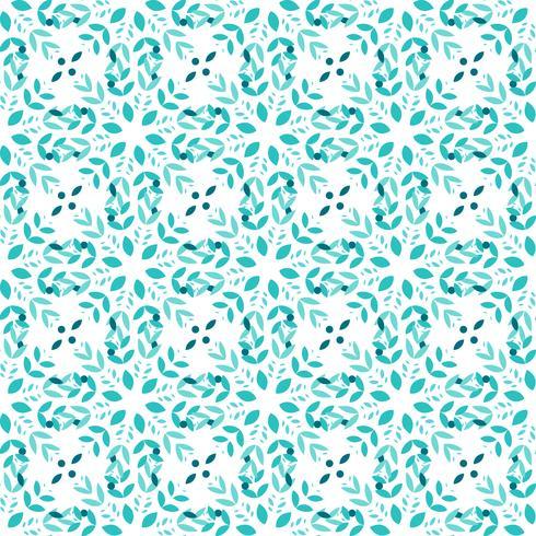 Kleurrijke bloemen naadloze patronen vector