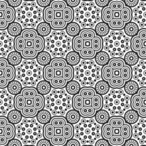 Naadloos patroon in islamitische stijl. vector