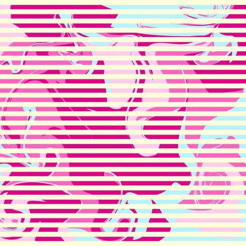 Glitch achtergrond. vector
