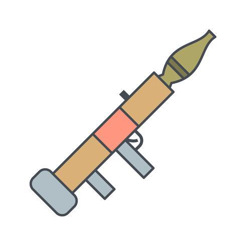 launcher vector pictogram