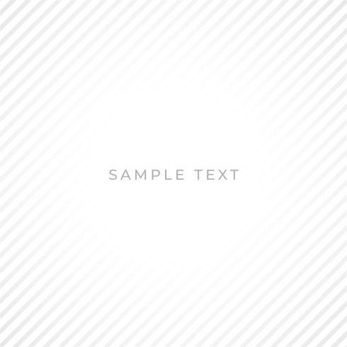 Witte strepen vormen achtergrond vector