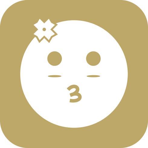 Meisje Emoji Vector Icon