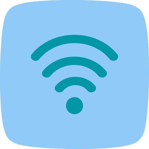 Wifi Vector pictogram