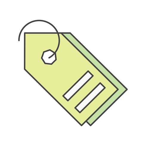 vector tags pictogram