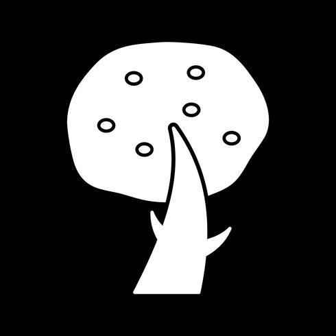 vector mashroom pictogram