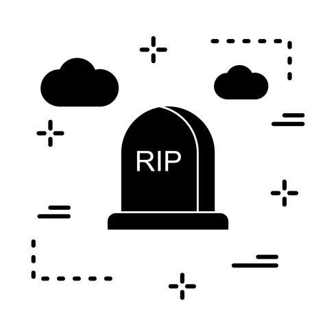 vector ernstige pictogram
