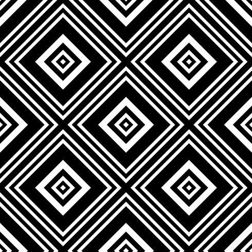 Naadloze geometrische ruit vector