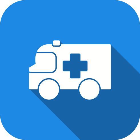 Vector Ambulance pictogram