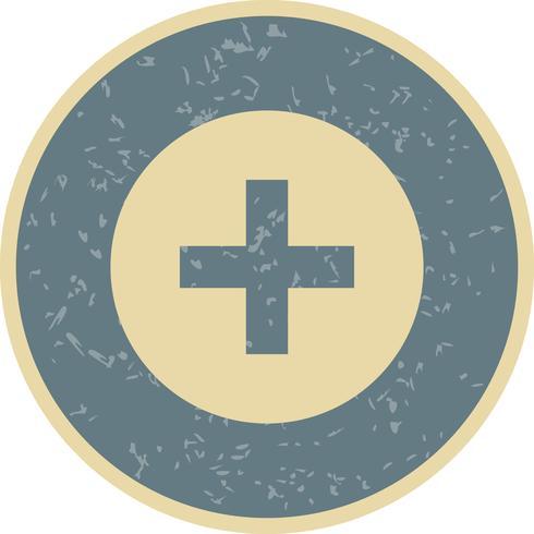 Vector medische teken pictogram