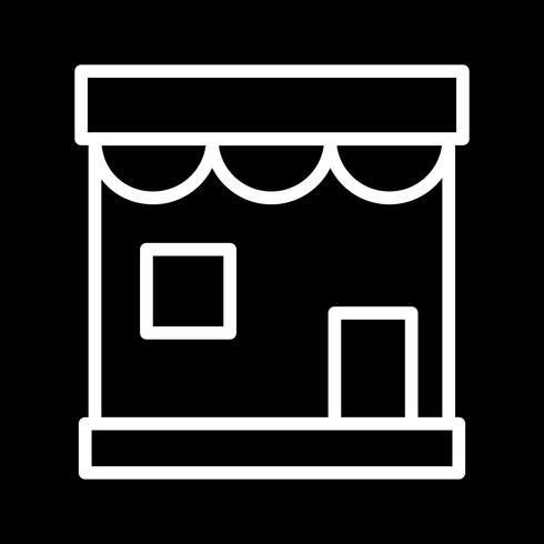Vector winkel pictogram