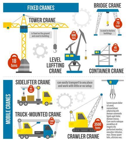 Heftoestellen Infographics vector
