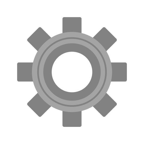 Instellingen Pictogram Ontwerp vector