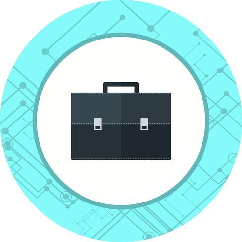 Werkmap pictogram ontwerp vector