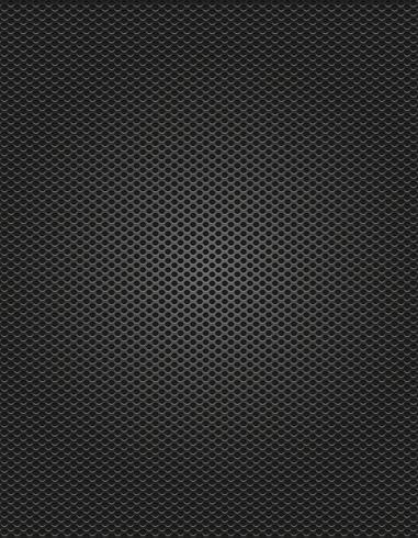 akoestische luidspreker grille textuur achtergrond vector
