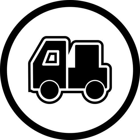 Carrier pictogram ontwerp vector