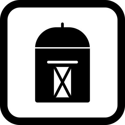 postbus pictogram ontwerp vector