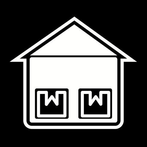 opslageenheid pictogram ontwerp vector