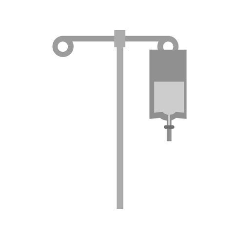 infuus pictogram ontwerp vector