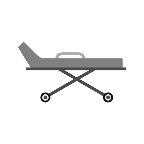 Stretcher pictogram ontwerp vector