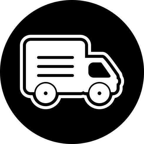 Truck pictogram ontwerp vector