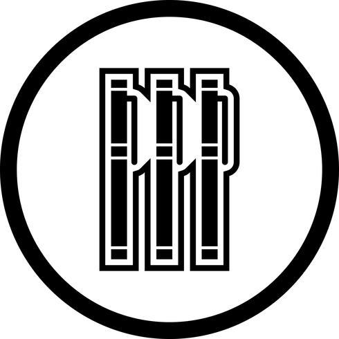 markers pictogram ontwerp vector
