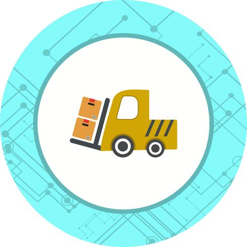 Loader Icon Design vector