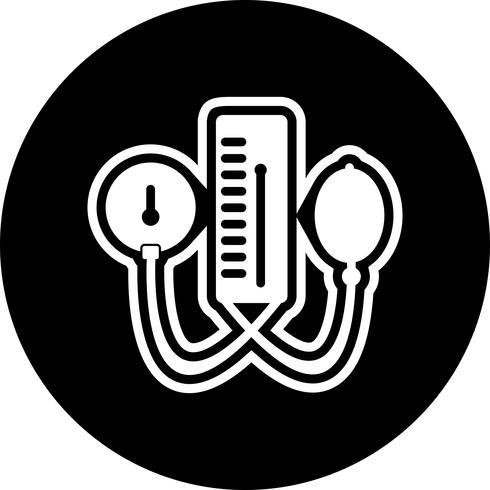 BP-apparatenpictogramontwerp vector