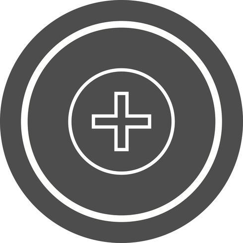 Medisch teken pictogram ontwerp vector