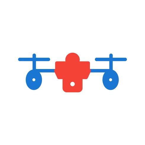drone pictogram ontwerp vector