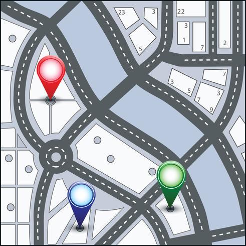 Vector stedelijk