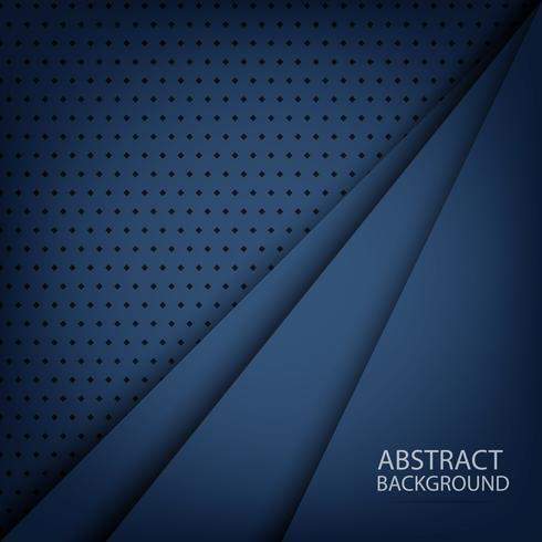 blauwe abstracte gradiëntachtergrond vector