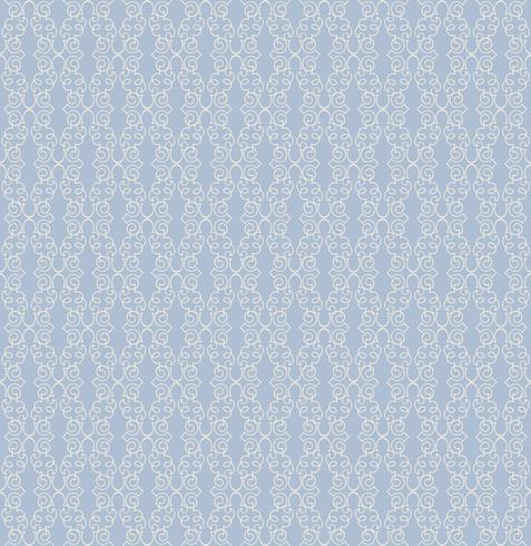 Oosterse lijnpatroon Abstract floral ornament Swirl weefsel achtergrond vector