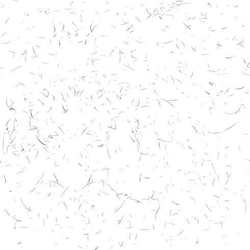 Abstract naadloos patroon. Geluid en kras textuur vector