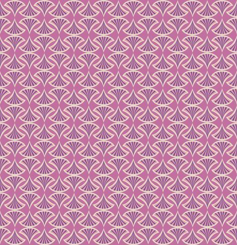Abstract geometrisch patroon Abstracte bloemenornamentstoffenachtergrond vector