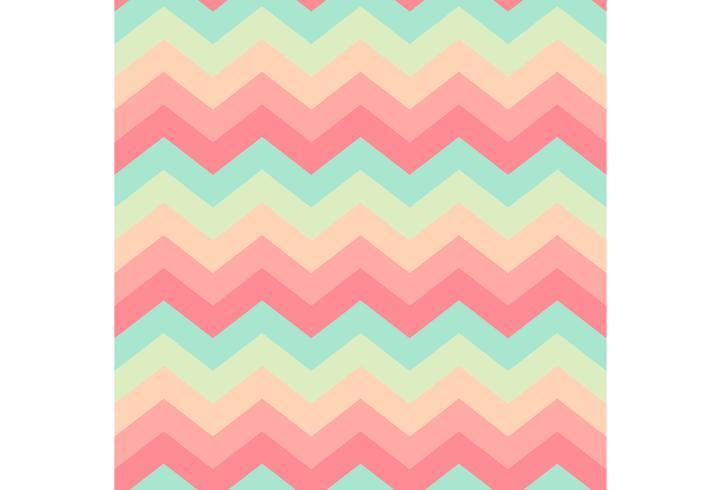 Moderne zigzag naadloze textuur vector