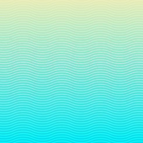 Wit golflijnenpatroon op blauwe achtergrond en textuur. vector
