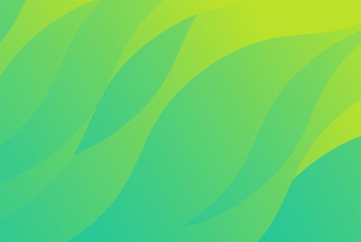 Kleurrijke moderne sjabloon met kleurrijk ontwerp vector