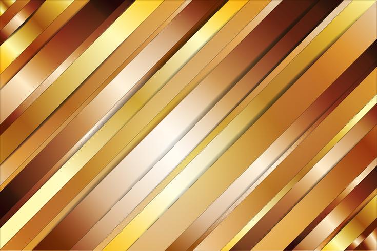 Abstracte kleurrijke stroken lijn achtergrond vector