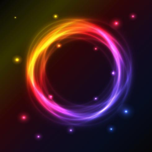 Plasmacirkel vector